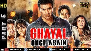 Ghayal Once Again - Part 5 | Hindi Movies | Sunny Deol Movies I Action Movies