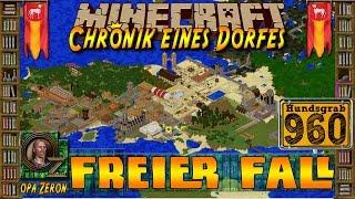 Minecraft #960-Chronik eines Dorfes- Freier Fall [HD+Deutsch]