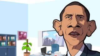 Miin Barack miɗo haala Pulaar