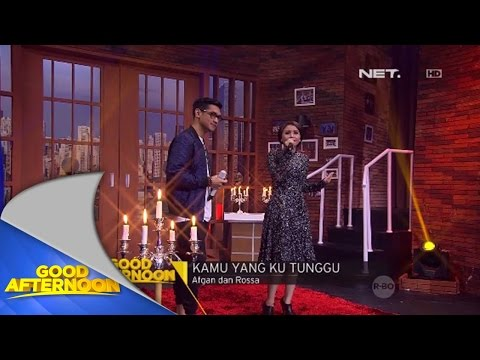 Download Lagu Performance - Rossa ft Afgan - Kamu Yang Ku Tunggu