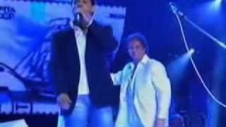 Roberto Carlos e Zeze di Camargo e Luciano