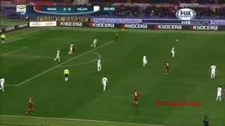 Francesco Totti vs Milan 22.12.2012 By Vickingo