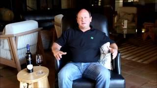 Wilhelm Coetzee from Durbanville Hills talks about their Durbanville Hills Rhinofields Merlot