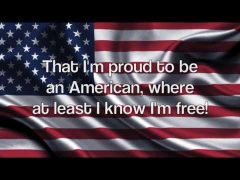 watch God Bless the USA-Lee Greenwood (Lyrics)
