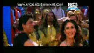 Shah Rukh Khan   Marjani Song Promo from Billu Barber