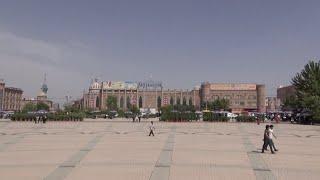 Short visit of Kashgar / Visite de Kashgar ( Xinjiang - China)