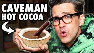 Caveman Hot Chocolate Taste Test
