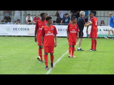 U15 Tournoi KDB Cup 2017 - PSG 0-2 Chelsea FC