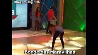 Bonde das Maravilhas no Programa Enio Carlos em Fortaleza ( TV Diário )