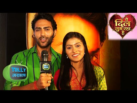Meet Arjun And Poorvi | New Show Ye Dil Sun Raha Hai | Sony Pal