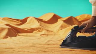 Panasonic Steam Iron - Desert - Power Shot