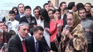 Литературно-музыкальный вечер, посвящённый 575-летию поэта и просветителя Алишера Навои