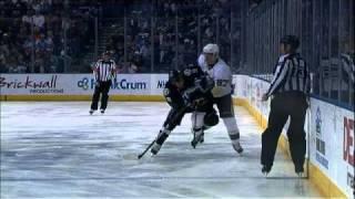 Downie-Crosby scrum - NHL Sun Sports Feed