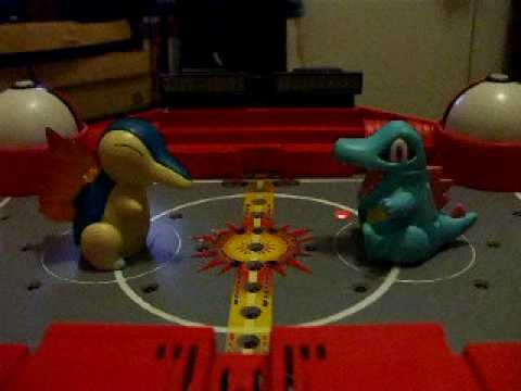 Cyndaquil vs Totodile