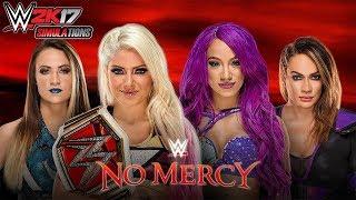 WWE 2K17 - No Mercy 2017: Fatal 4-Way Match
