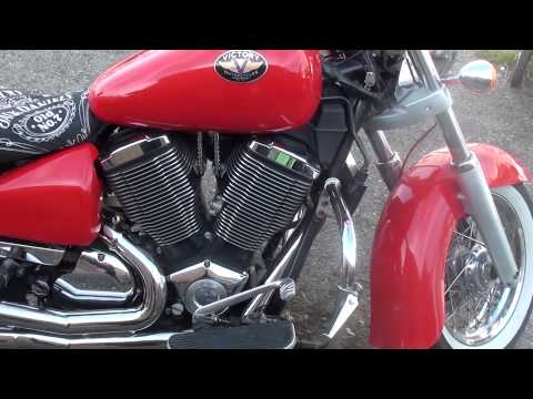My Victory 92 Cubic Inch Motorcycle