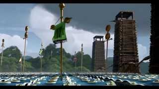 Astérix : Le Domaine des Dieux - Teaser - en salle le 26 Novembre