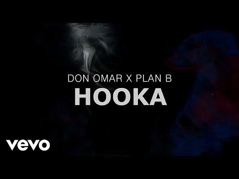 Don Omar ft. Plan B - Hooka (Lyric Video)