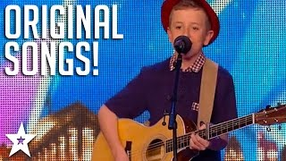 Best ORIGINAL SONGS on Got Talent From Across The World! | Got Talent Global
