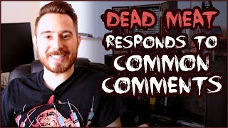 Responding to Comments!