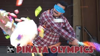 Piñata Olympics - David Lopez