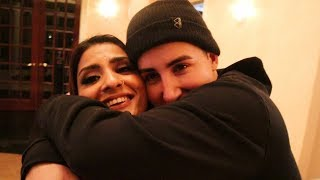 He Is Obsessed With Me! Vlog with Dan and Riya