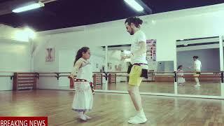 Cours de danse kabyle ( Amazigh / Berbère ) par ASSALAS pour enfants