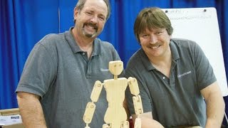 Inside the Tampa Woodworking Show 2015