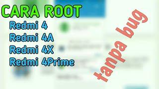 Cara Root Xiaomi Redmi 4   Redmi 4A   Redmi 4X dan Redmi 4 Prime
