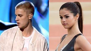 Justin Bieber Ignoring Selena