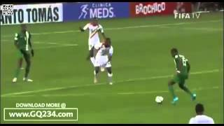 Mali 0   2 Nigeria U 17 World Cup Final Highlights 2015