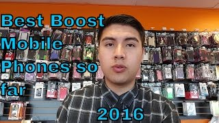 Best Top 5 Boost Mobile Phone To Buy (2016) HD