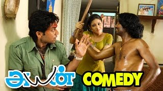 Ayan | Ayan Movie scenes | Surya Meets Tamannaah | Tamannaah & Surya falls in Love with each other