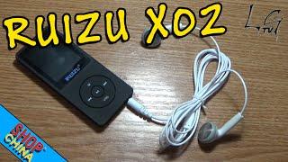 ShopChina#17 - Невероятно крутой MP3-плеер RUIZU X02 с Aliexpress