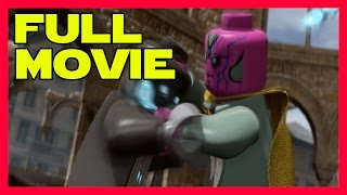 LEGO MARVEL's Avengers - Age of Ultron Full Movie (All Cutscenes)