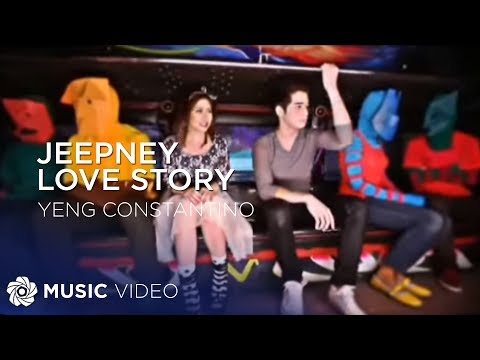 YENG CONSTANTINO Jeepney Love Story Official Music Video
