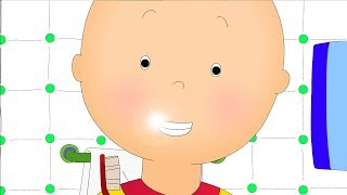 BRUSH OUR TEETH SONG | CAILLOU SONG | Videos for Toddlers | Full Episodes | Cartoon Movie