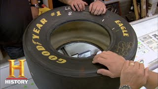 Pawn Stars: Dale Earnhardt Signed Tire (Season 5) | History