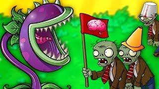 LA PLANTE CARNIVORE | Plants vs Zombies #3