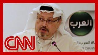 Saudi Arabia behind Khashoggi