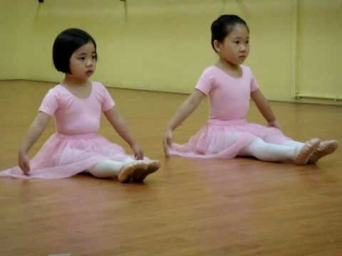 Little Ballerinas Trial Exam v1