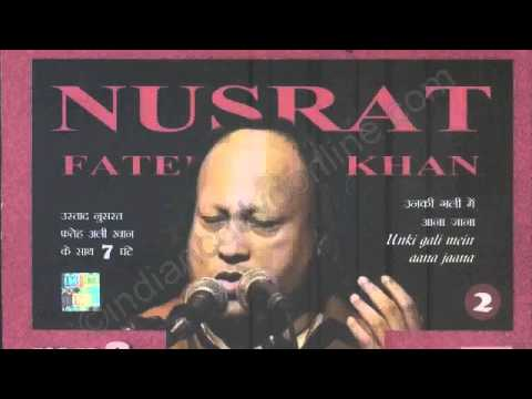 Tumhein Dillagi Bhool Jani Pare Gi full version     Ustad Nusrat Fateh Ali Khan   HD   720p
