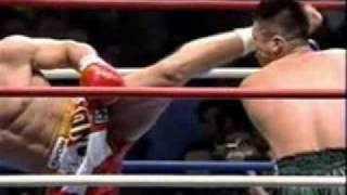 Best of Knock out in K1 Kick boxing