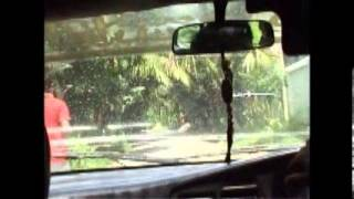 Diabari Harirampur : Road To Diabari