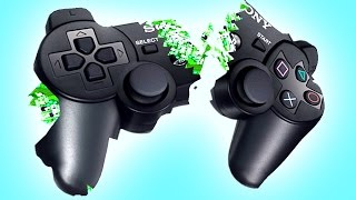 BREAKING MY CONTROLLER! (GTA 5 Funny Moments)