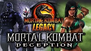 F**K IT - HARA KIRI: Mortal Kombat Deception 2004 (MK Legacy Part 6)