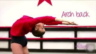 Abby lee dance Secrets | the winning warm up Kalani