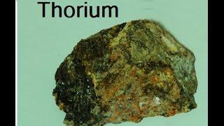 Thorium from Sweden