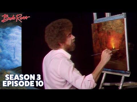 Bob Ross Campfire Season 3 Episode 10