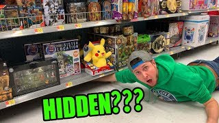 MOST UNUSUAL HIDDEN POKEMON CARD OPENING EVER! Searching the Store #57